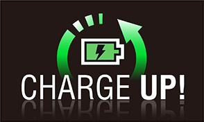 CHARGE UP!