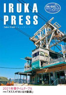 いるかプレス2021年春号 発行のお知らせ